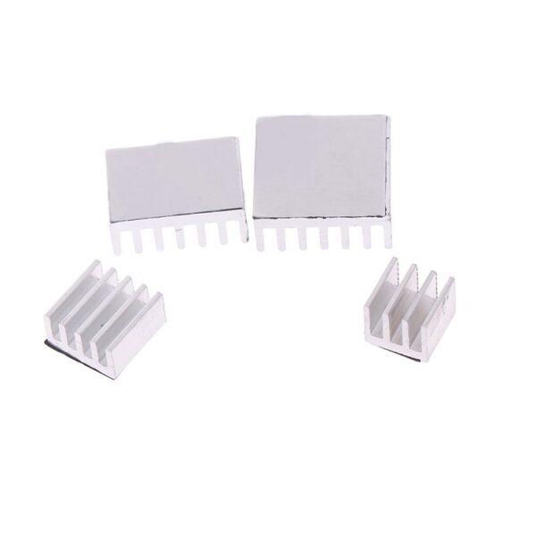 Raspberry Pi 4 Aluminium Heat Sink – 4 Set Sharvielectronics