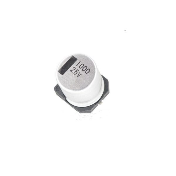 1000uF 25V Elec Capacitor – SMD