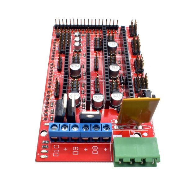 Sharvielectronics: Best Online Electronic Products Bangalore | 3D Printer Controller Board RAMPS 1.4 for Arduino Mega Shield Sharvielectronics | Electronic store in bangalore