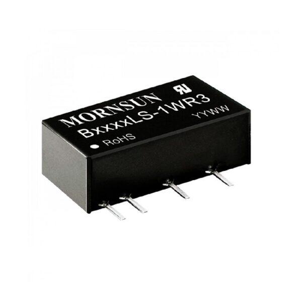 B0505LS-1WR3 Mornsun 5V to 5V 1 Watt DC-DC Converter Power Supply Module_ - SIP Package Sharvielectronics