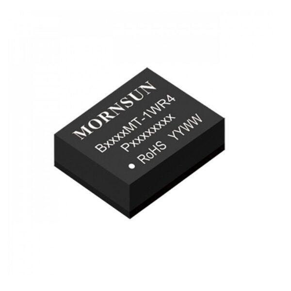 B0505MT-1WR4 Mornsun 5V to 5V 1 Watt DC-DC Converter Power Supply Module - Ultra-Thin DFN Package Sharvielectronics
