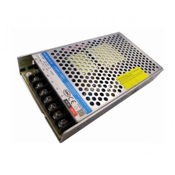 LM200-10B12 Mornsun SMPS - 12V 17A - 204 Watt AC/DC Enclosed Switching Single Output Power Supply