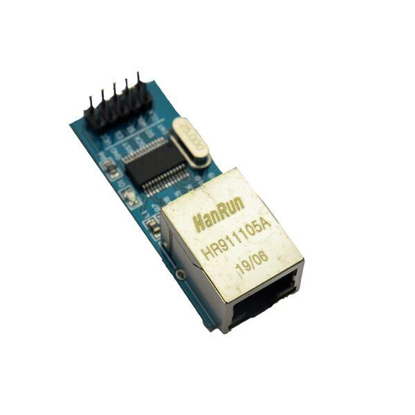Mini ENC28J60 Ethernet LAN Network Module Sharvielectronics